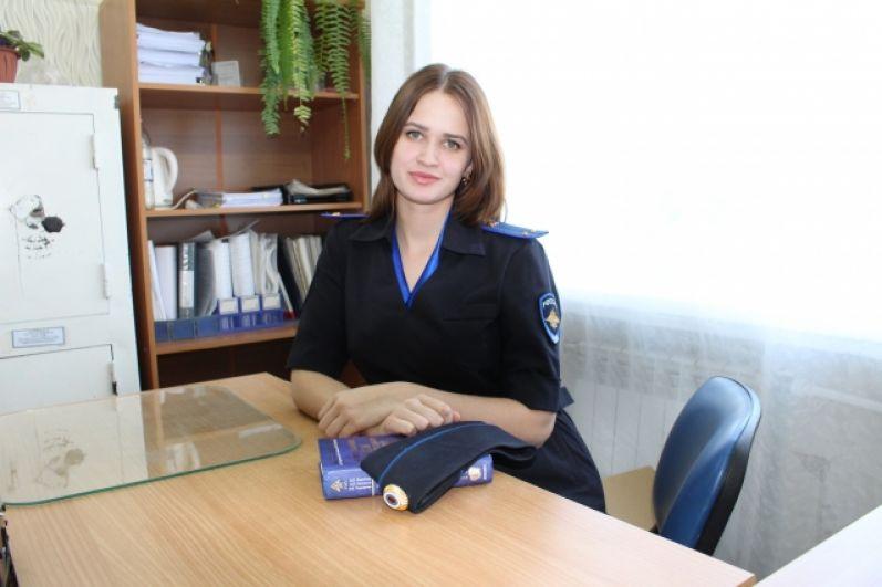 Следователь СО ОМВД России по Вяземскому району лейтенант юстиции Семенова Елена.