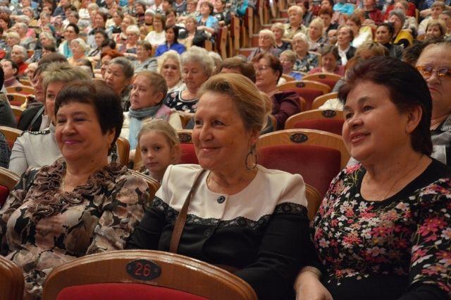В Оренбурге проходят мероприятия, посвященные Международному женскому дню