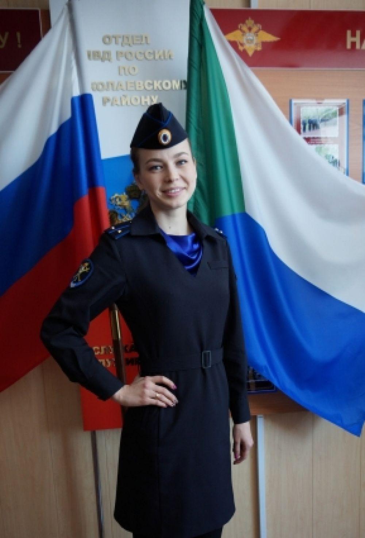 Харина Анна,  следователь следственного отдела ОМВД России по Николаевскому району.