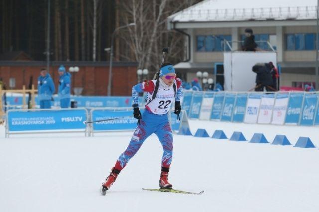 Гербулова финишировала за 46 минут 10,6 секунды.