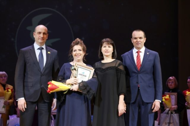 В номинации «Женщина – предприниматель» победу одержала предпринимательница из Новочебоксарска Ирина Пигаваева.