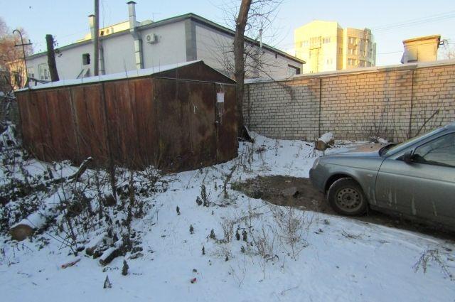 Ишимцы лишатся незаконно установленных гаражей