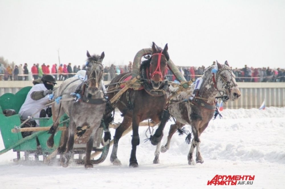 Второе место заняли участники из Аларского района Иркутской области.