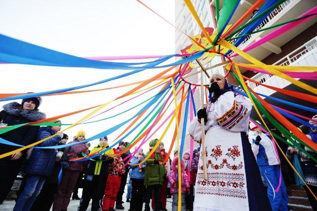 10 марта новосибирцев приглашают на празднование Масленицы