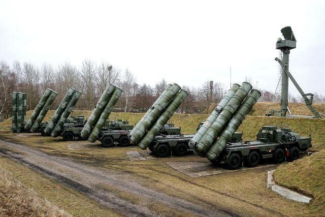 Небо над Калининградской областью будут охранять комплексы С-400