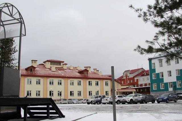 Поликлинику в Тарко-Сале ожидает капитальный ремонт