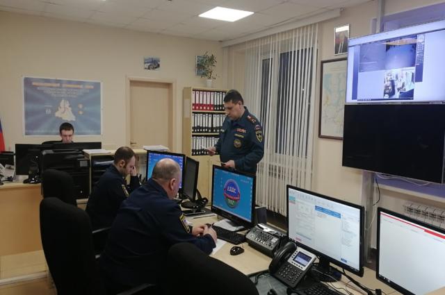 В Надымском районе завершилось командно-штабное учение
