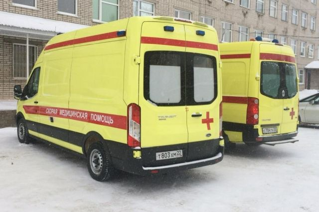 В Сорочинске 8-летний мальчик получил травму головы на крыльце школы