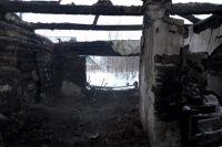 В пожаре в Саракташском районе погибли два человека.