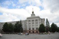 Одно из зданий на Советской площади, которое находится в ведении ГУП.