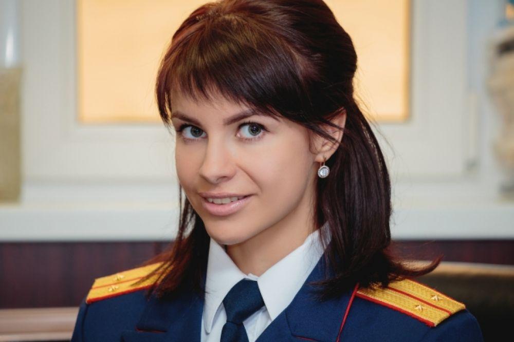 Мотовилова Виктория, следователь Камчатского следственного отдела на транспорте Дальневосточного следственного управления на транспорте СК России.
