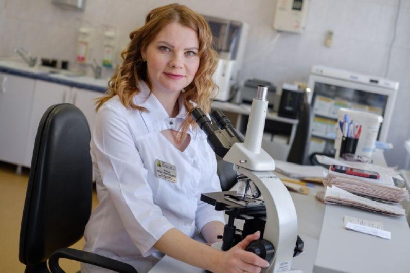 Ольга Харцыз, заведует клинико – диагностической лабораторией ГКБУЗ «Детская городская клиническая больница №9» с мая 2010 года.