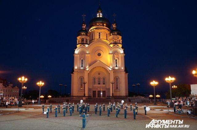 В Хабаровске началась подготовка к фестивалю «Амурские волны-2019».