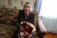 Владимир Путин поздравил ветерана труда Евдокию Сметанину из Щельяюра с 90-летним юбилеем.