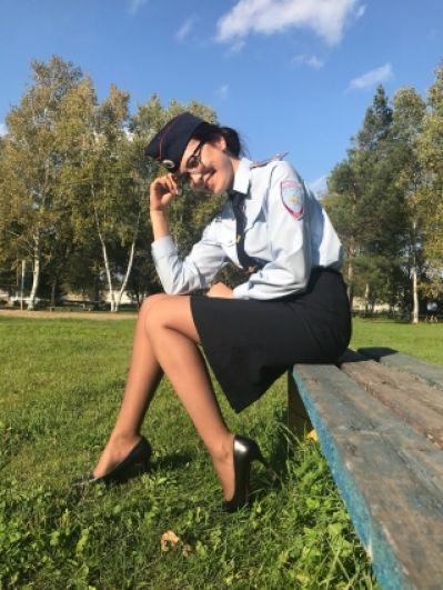 Петрова Владислава, дознаватель отдела дознания отдела полиции 1 г. Комсомольска на Амуре.
