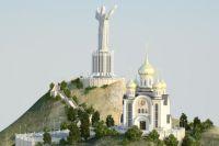 Так выглядит проект самой высокой в мире статуи Христа.
