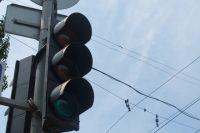 В Салехарде отключат светофоры на перекрестке Зои Космодемьянской – Губкина