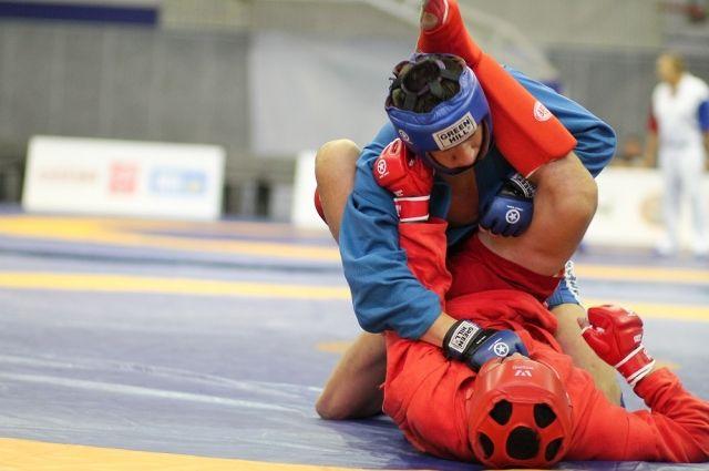 Самбист из Новосибирской области поедет а Чемпионат мира.