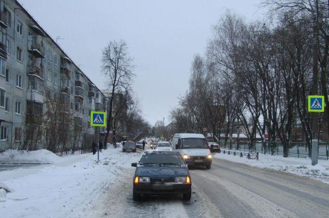 Госавтоинспекция обращается к жителям Ижевска, которые могли стать свидетелями смертельного ДТП.