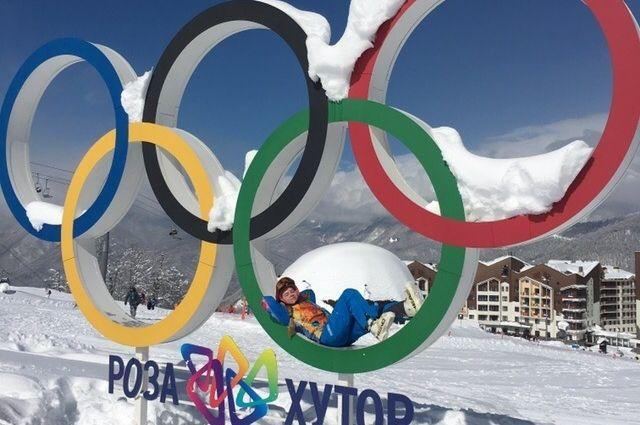 Сибиряки поучаствовали в подготовке к Кубку мира по горнолыжному спорту