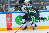 Оренбургские «Сарматы» завершили сезон двумя проигрышами