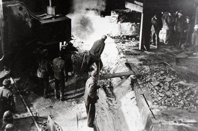 Новотроицкий металлургический комбинат отмечает 64 год рождения.
