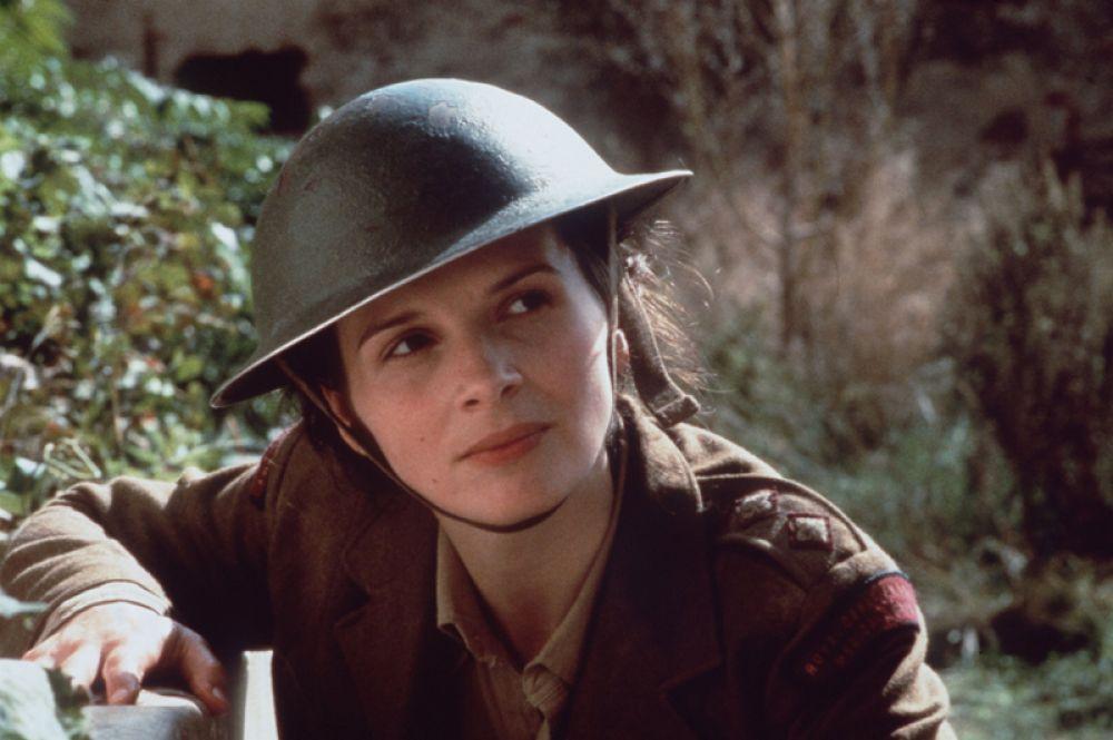 «Английский пациент» (1996) — Ханна.