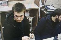 В Оренбурге разыскивается похититель денег с банковской карты