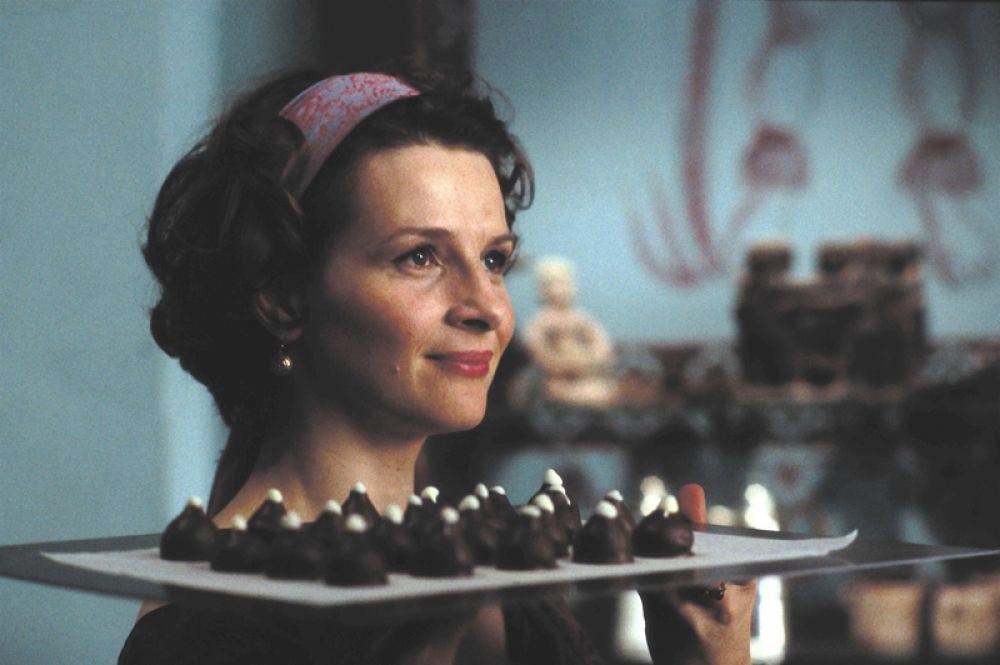 «Шоколад» (2000) — Виенн Роше.