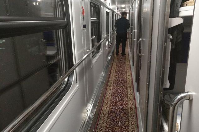 В Укрзализныце анонсировали новшество: в вагонах будет шумоизоляционный пол