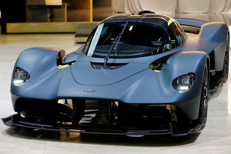 Aston Martin Valkyrie.