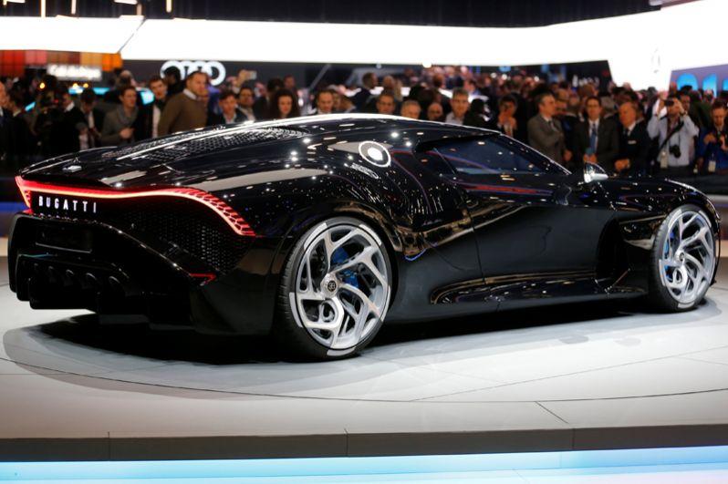 Bugatti La Voiture Noire.
