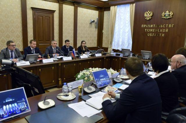 Александр Моор внес предложения по расширению сотрудничества с Германией