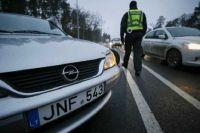 Активисты препятствовали работе пунктов пропуска на границе с Польшей.