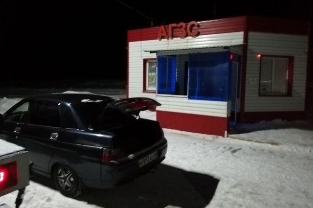 В Курманаевском районе оператору АГЗС грозит уголовная ответственность