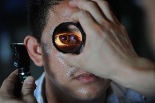 У 500 тюменцев в 2018 году диагностировали глаукому