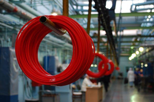 В 2018 году завод увеличил реализацию продукции.