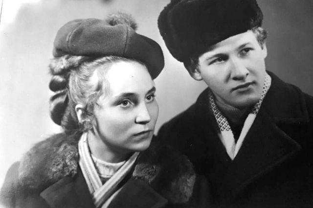 Альбина и Виктор Тимищенко
