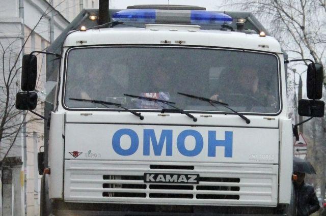 Чтобы задержать четверых мигрантов в Омске понадобился «Штурм»