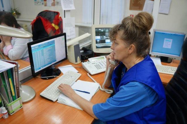 В тюменскую скорую ежедневно поступает более полторы тысячи звонков