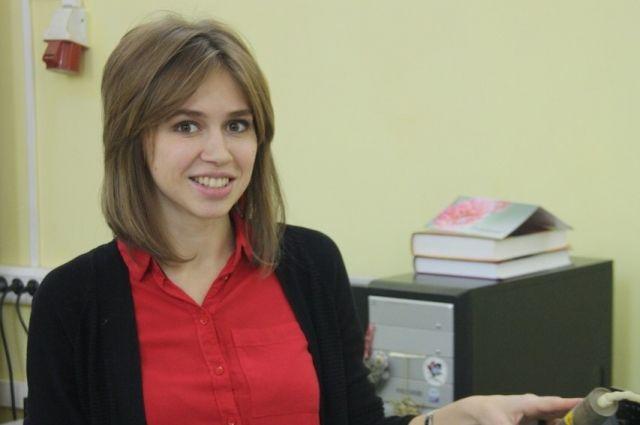 Дарья Тучина