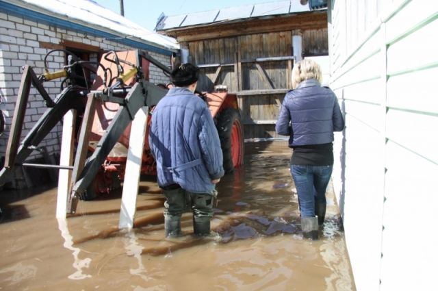 209 поселков Татарстана попали в зону возможного подтопления.