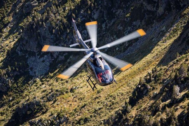 В Украине правоохранители будут летать на обновленных вертолетах Airbus