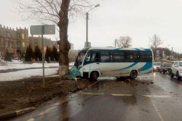 Инцидент на дороге произошел во вторник.