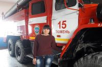 Тюменские женщины отлично себя проявили как спасатели