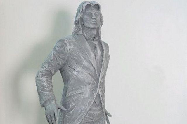 Появится монумент возле института искусств.