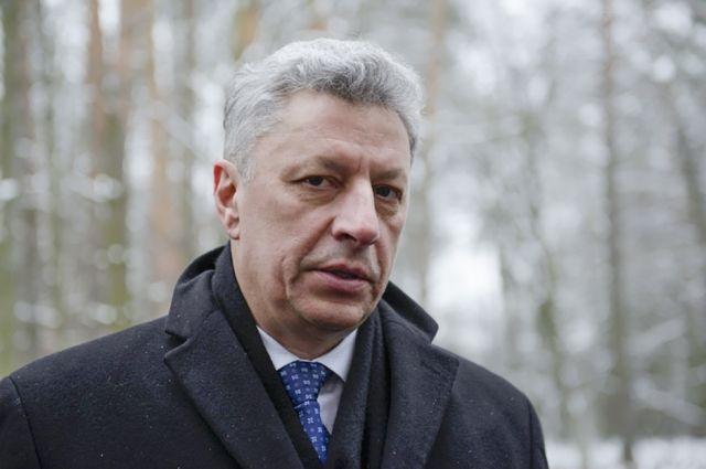 Юрий Бойко: Украине нужно вернуть не только территории, но и людей