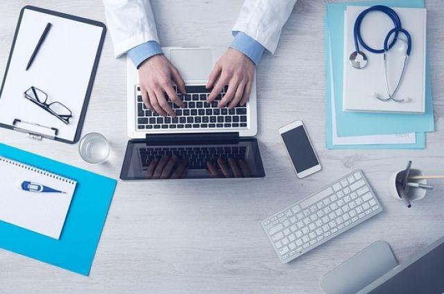 Электронная медицинская карта пациента работает в тестовом режиме с 1 марта.