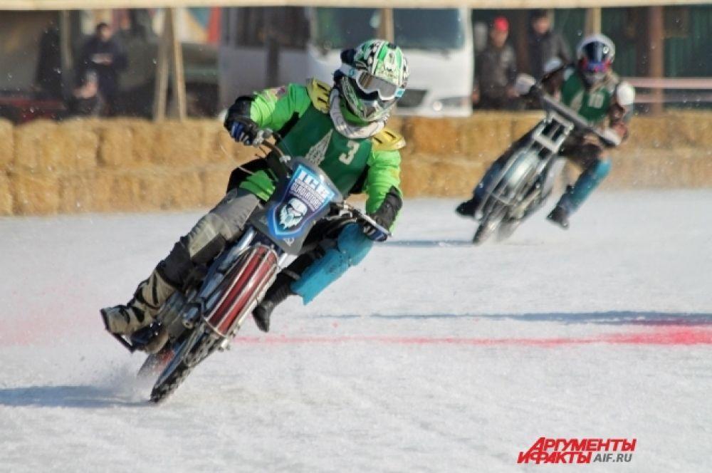 В Иркутске эти соревнования стараются возродить.