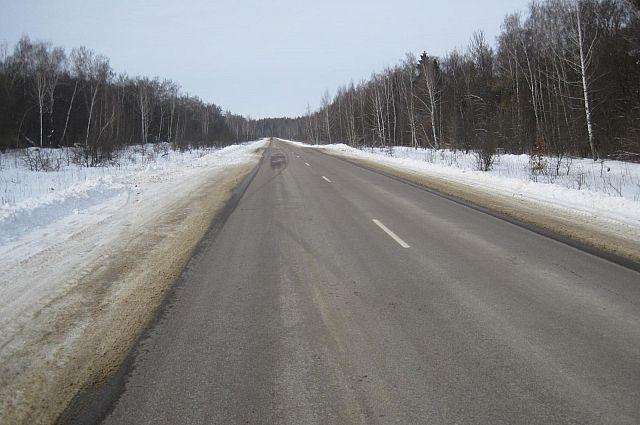 Авария произошла на 1052-м километре трассы «Иртыш».